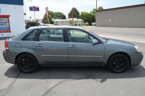 2006 Chevrolet Malibu Maxx for sale at CARGILL U DRIVE USED CARS in Twin Falls ID