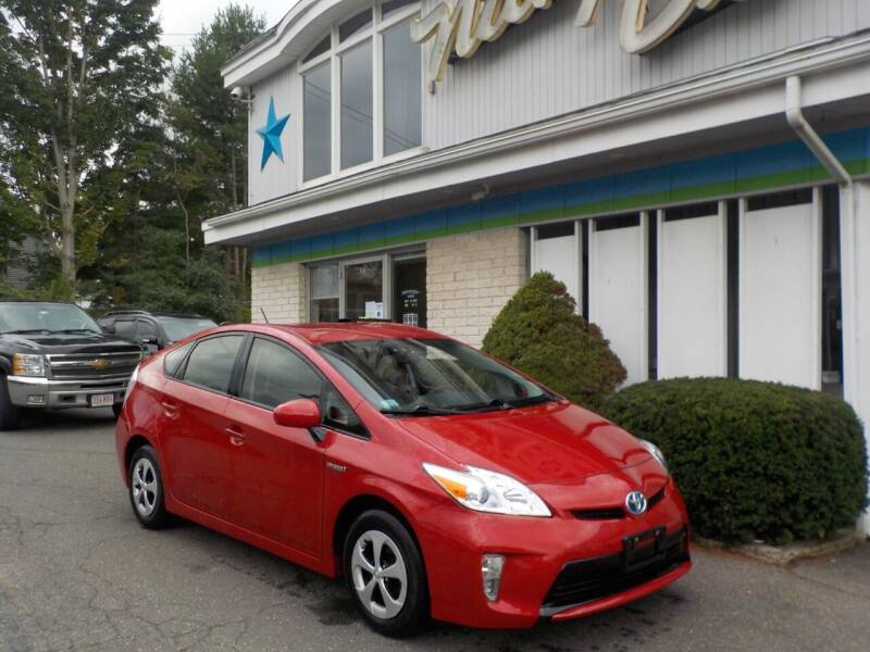 2014 Toyota Prius for sale at Nicky D's in Easthampton MA