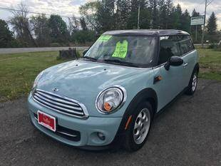 2012 MINI Cooper Clubman for sale at FUSION AUTO SALES in Spencerport NY