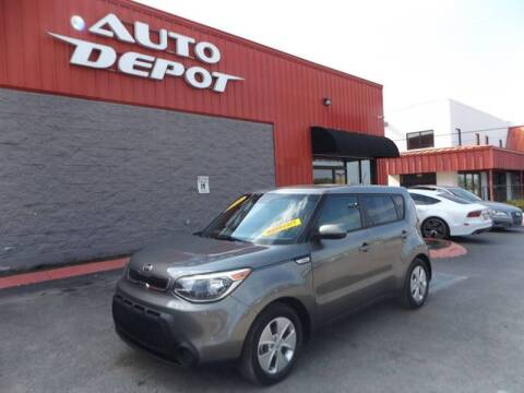 2016 Kia Soul for sale at Auto Depot of Madison in Madison TN