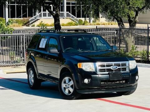 2011 Ford Escape for sale at Texas Drive Auto in Dallas TX