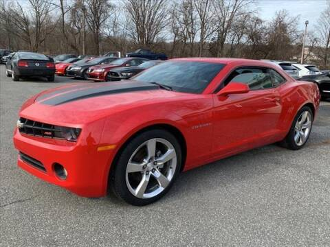 2012 Chevrolet Camaro for sale at AutoConnect Motors in Kenvil NJ