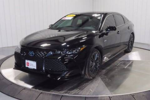 2019 Toyota Avalon Hybrid for sale at HILAND TOYOTA in Moline IL