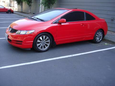 2009 Honda Civic for sale at Western Auto Brokers in Lynnwood WA