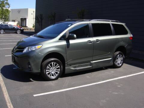 2020 Toyota Sienna for sale at Western Auto Brokers in Lynnwood WA