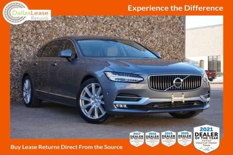 2019 Volvo S90 for sale at Dallas Auto Finance in Dallas TX