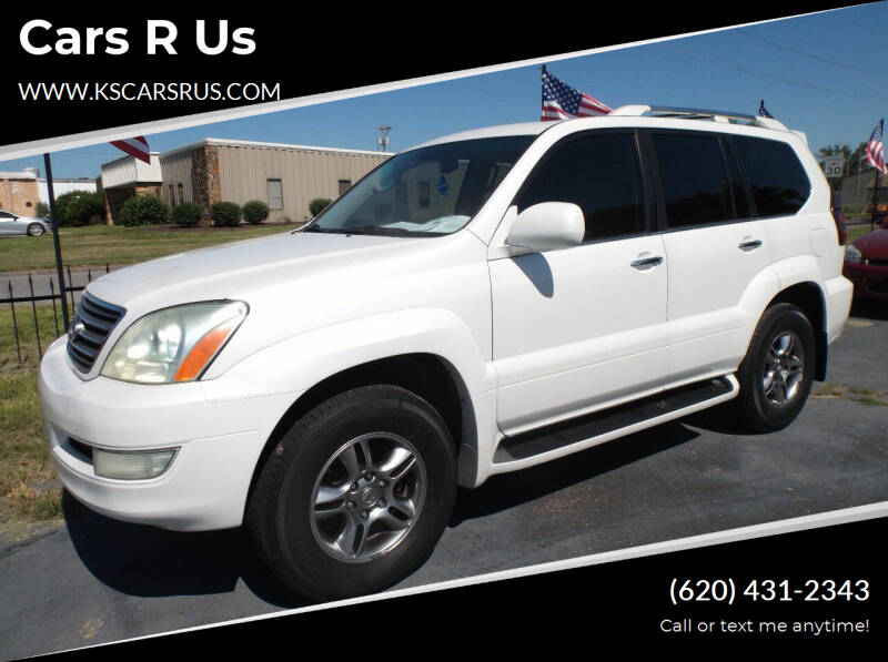 2008 Lexus GX 470 for sale at Cars R Us in Chanute KS