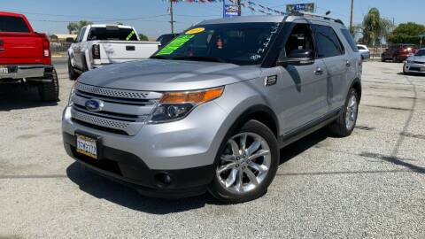 2014 Ford Explorer for sale at La Playita Auto Sales Tulare in Tulare CA