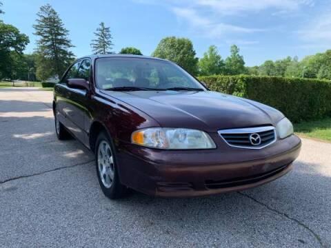 2001 Mazda 626 for sale at 100% Auto Wholesalers in Attleboro MA