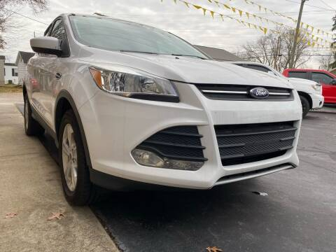 2016 Ford Escape for sale at Auto Exchange in The Plains OH