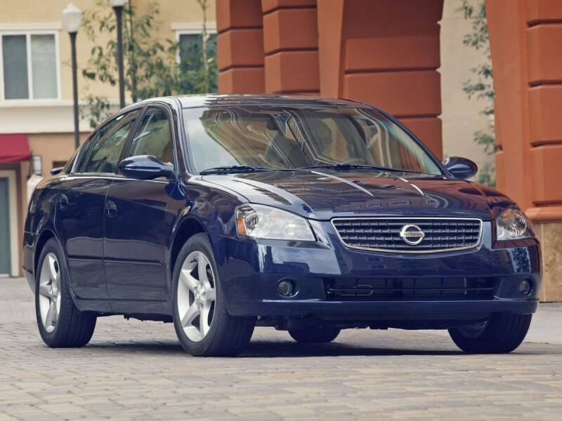 2006 Nissan Altima for sale at Tom Wood Honda in Anderson IN
