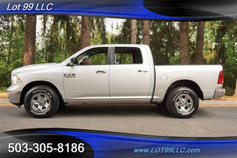 2014 RAM Ram Pickup 1500 for sale at LOT 99 LLC in Milwaukie OR