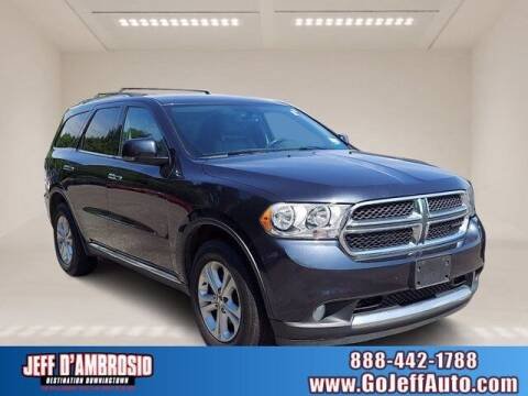 2013 Dodge Durango for sale at Jeff D'Ambrosio Auto Group in Downingtown PA
