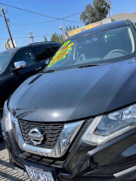 2017 Nissan Rogue for sale at Rey's Auto Sales in Stockton CA