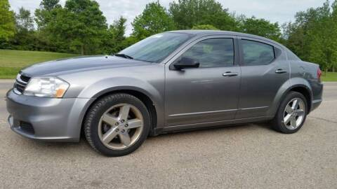 2012 Dodge Avenger for sale at Superior Auto Sales in Miamisburg OH