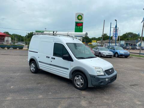 2012 Ford Transit Connect for sale at Memphis Auto Sales in Memphis TN