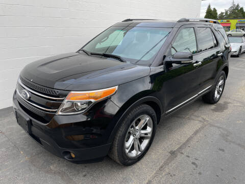 2013 Ford Explorer for sale at APX Auto Brokers in Edmonds WA