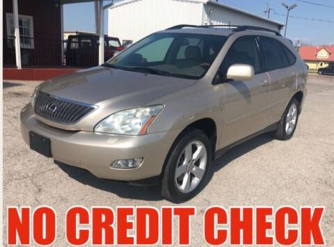 2007 Lexus RX 350 for sale at Decatur 107 S Hwy 287 in Decatur TX