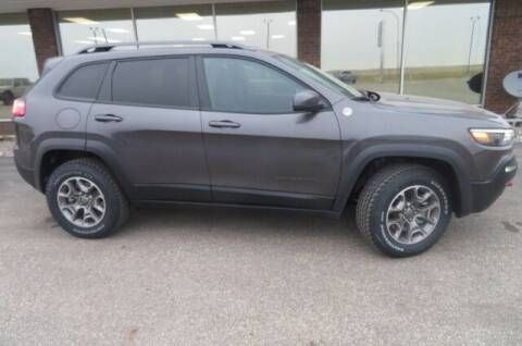 2021 Jeep Cherokee for sale at DAKOTA CHRYSLER CENTER in Wahpeton ND