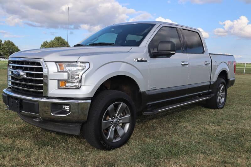 2017 Ford F-150 for sale at Liberty Truck Sales in Mounds OK