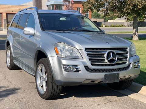 2008 Mercedes-Benz GL-Class for sale at A.I. Monroe Auto Sales in Bountiful UT