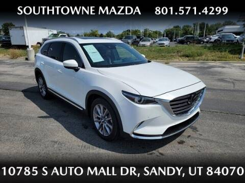 2021 Mazda CX-9 for sale at Southtowne Mazda of Sandy in Sandy UT