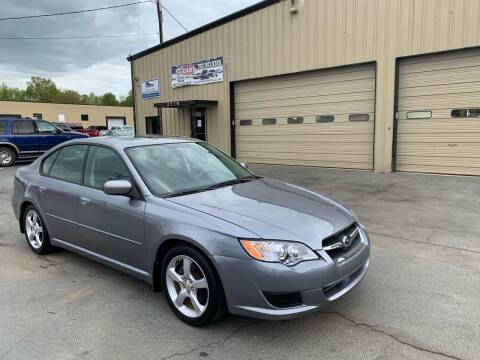 2009 Subaru Legacy for sale at EMH Imports LLC in Monroe NC