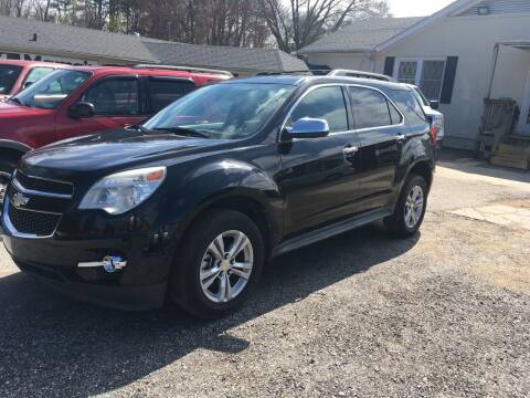 2011 Chevrolet Equinox for sale at Mama's Motors in Greer SC