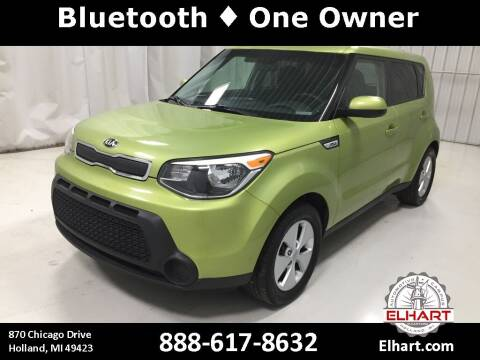 2016 Kia Soul for sale at Elhart Automotive Campus in Holland MI