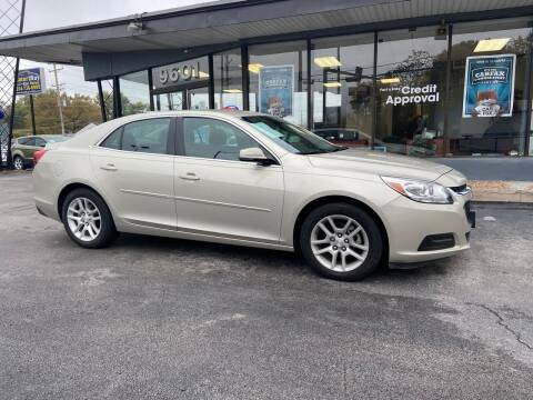 2016 Chevrolet Malibu Limited for sale at Smart Buy Car Sales in St. Louis MO