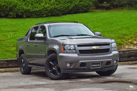 2008 Chevrolet Avalanche for sale at Rosedale Auto Sales Incorporated in Kansas City KS