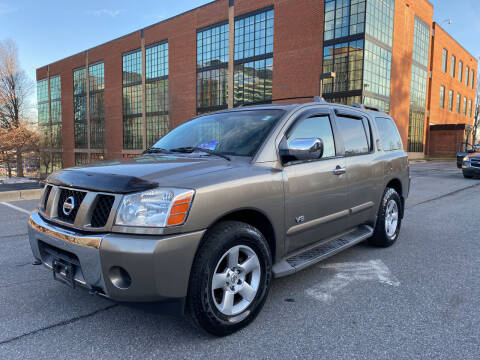 2006 Nissan Armada for sale at Auto Wholesalers Of Rockville in Rockville MD
