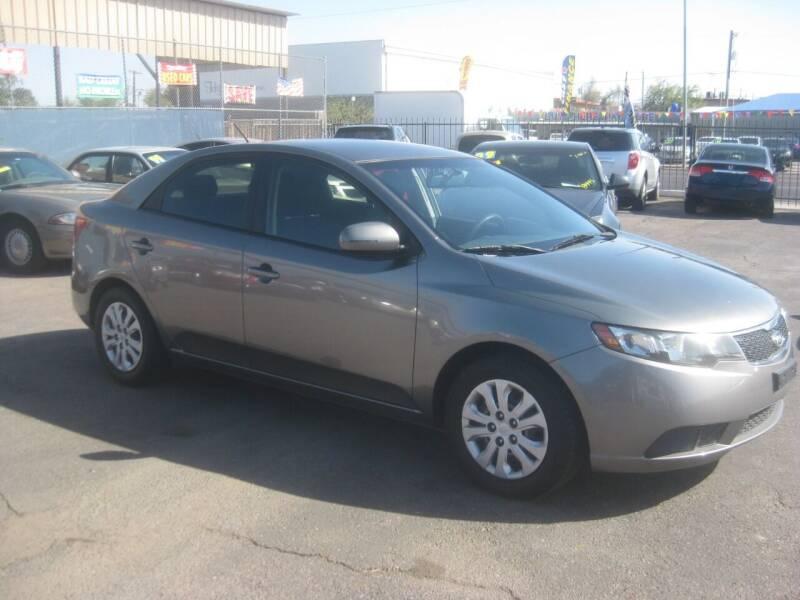 2012 Kia Forte for sale at Town and Country Motors - 1702 East Van Buren Street in Phoenix AZ