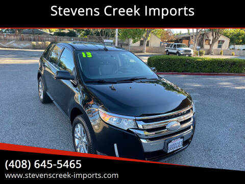 2013 Ford Edge for sale at Stevens Creek Imports in San Jose CA