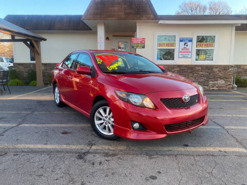 2010 Toyota Corolla for sale at Hola Auto Sales Doraville in Doraville GA