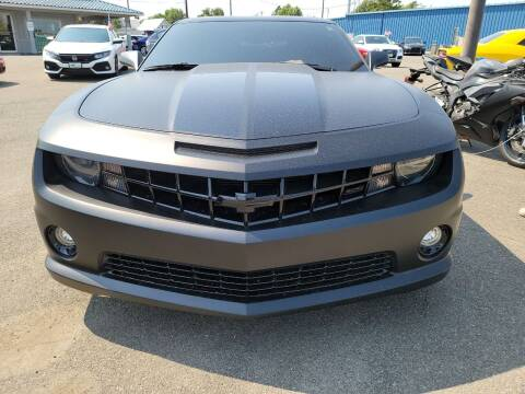 2010 Chevrolet Camaro for sale at Artistic Auto Group, LLC in Kennewick WA