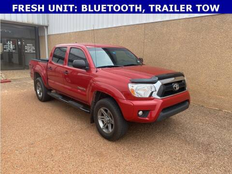 2014 Toyota Tacoma for sale at STANLEY FORD ANDREWS in Andrews TX