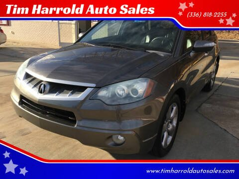 2007 Acura RDX for sale at Tim Harrold Auto Sales in Wilkesboro NC