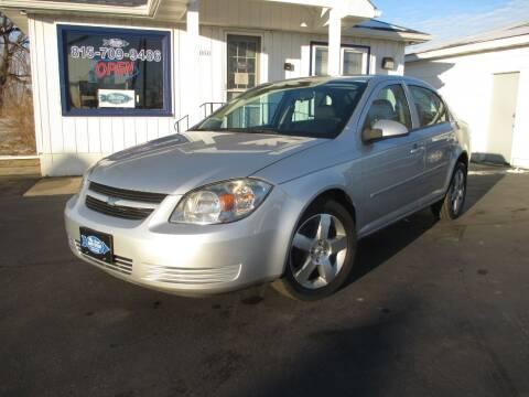 2010 Chevrolet Cobalt for sale at Blue Arrow Motors in Coal City IL