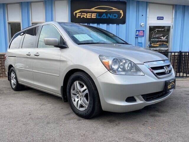 2006 Honda Odyssey for sale at Freeland LLC in Waukesha WI