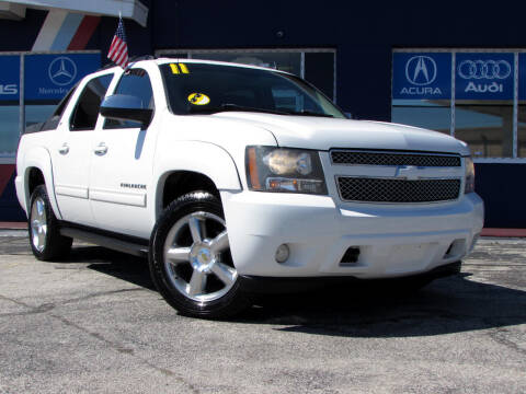 2011 Chevrolet Avalanche for sale at Orlando Auto Connect in Orlando FL