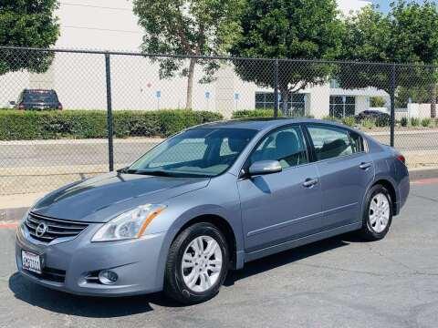 2010 Nissan Altima for sale at CARLIFORNIA AUTO WHOLESALE in San Bernardino CA