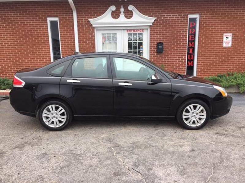2011 Ford Focus for sale at Premium Auto Sales in Fuquay Varina NC