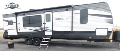 2021 KEYSTONE HIDEOUT 28RKS for sale at SOUTHERN IDAHO RV AND MARINE in Jerome ID