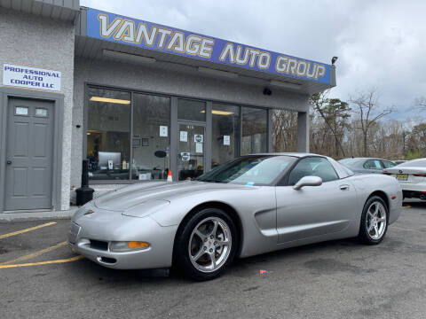 2004 Chevrolet Corvette for sale at Vantage Auto Group in Brick NJ