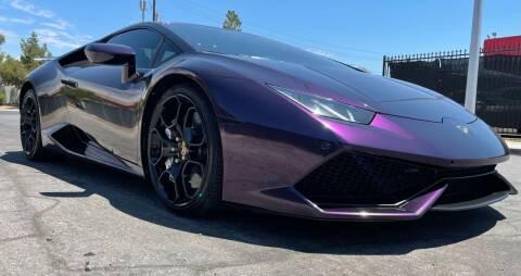 2015 Lamborghini Huracan for sale at Boktor Motors in Las Vegas NV