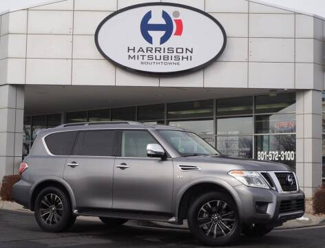 2019 Nissan Armada for sale at Harrison Imports in Sandy UT