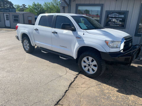 2011 Toyota Tundra for sale at Rutledge Auto Group in Palestine TX