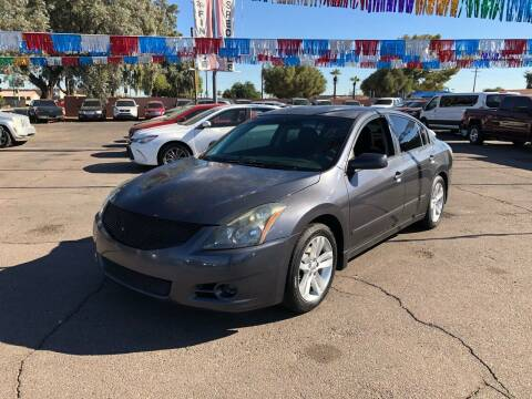 2010 Nissan Altima for sale at Valley Auto Center in Phoenix AZ