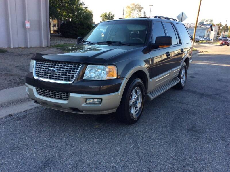 2006 Ford Expedition for sale at AROUND THE WORLD AUTO SALES in Denver CO